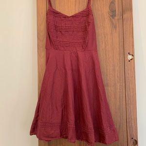 Old Navy Git & Flare Sun Dress
